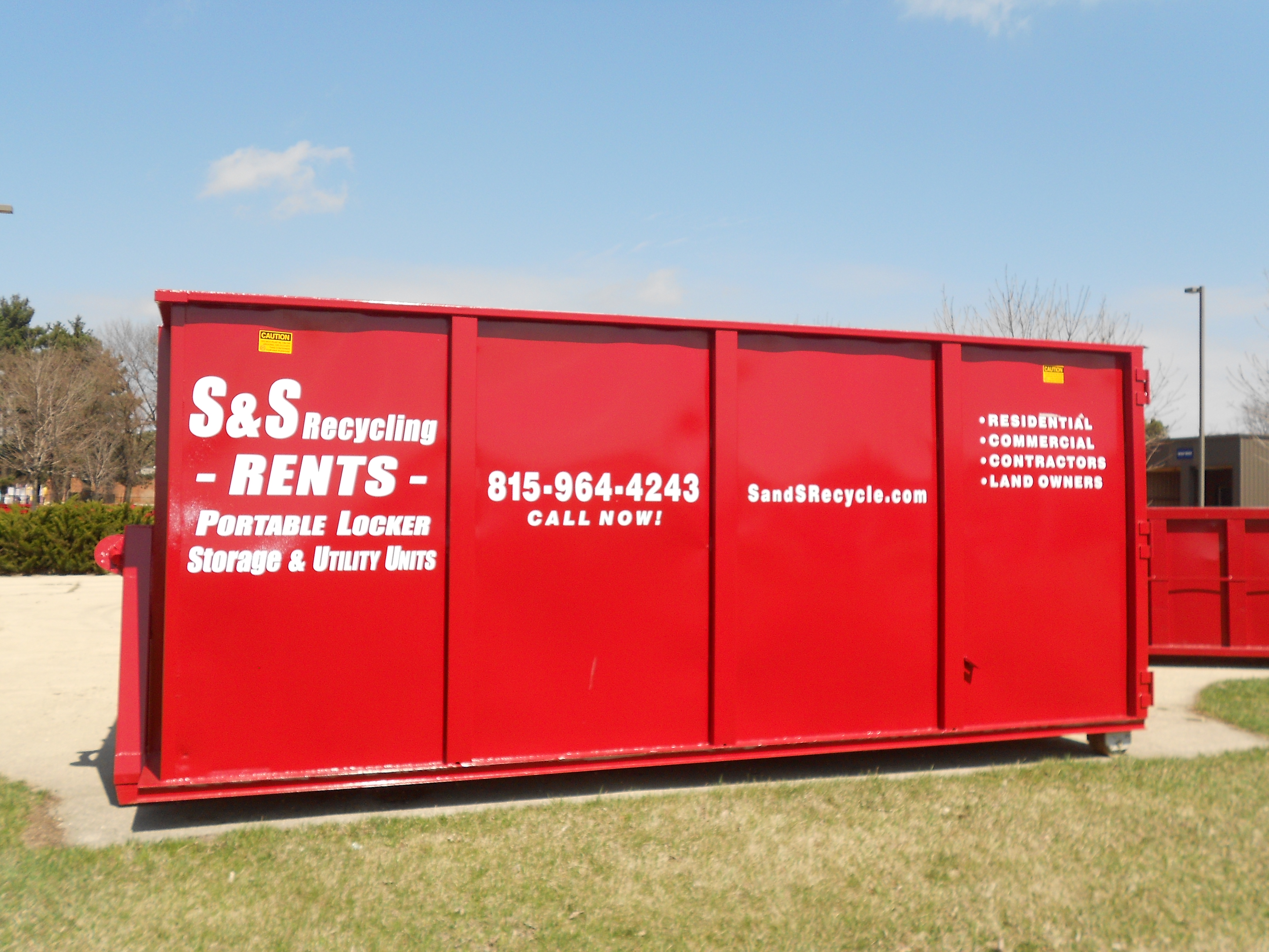Call today to reserve your storage unit at 815-964-4243.